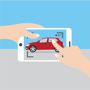 The Fastest, Easiest Video & Image Marketing App for Car